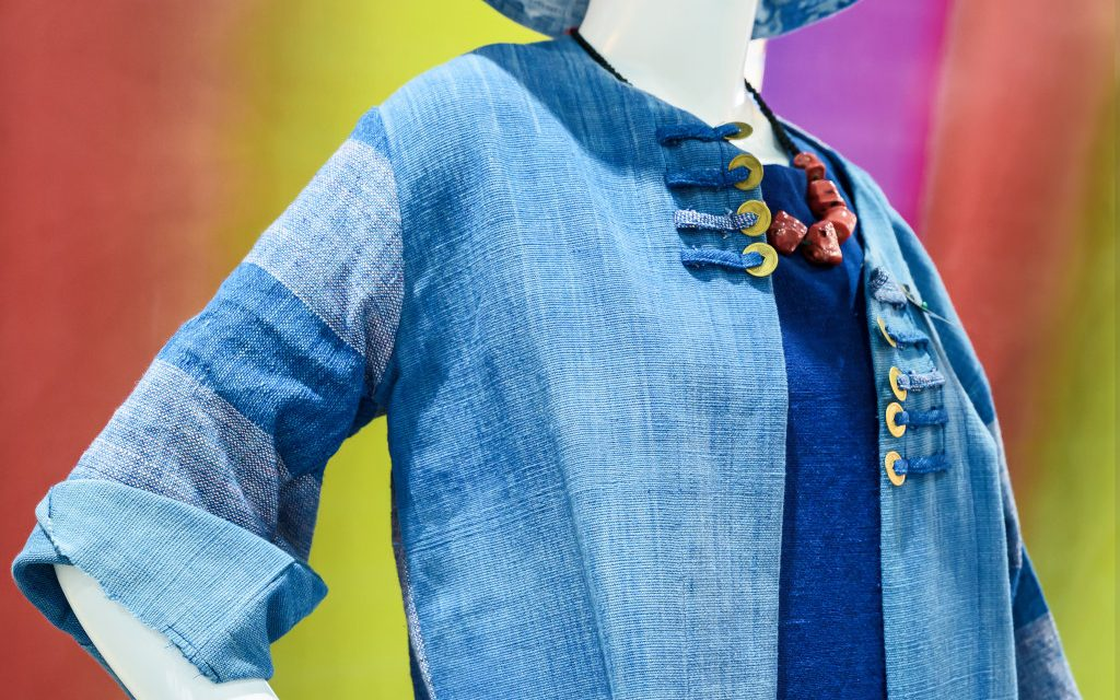 Shibori – japońska sztuka barwienia tkanin!